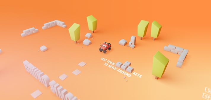 تصاویر سه بعدی در طراحی سایت